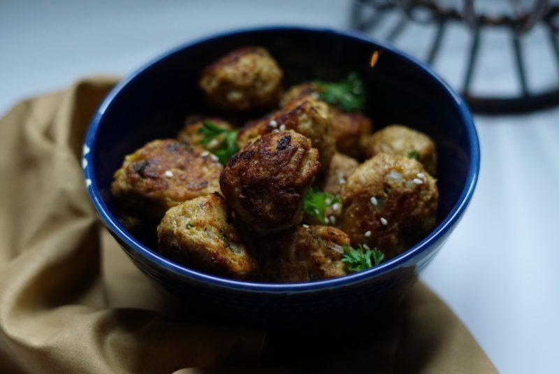 Easy Moroccan Meatballs