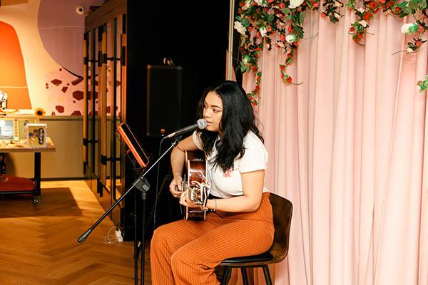 Singer & Songwriter Abigail Furr performing LIVE at BLOOM 2020!