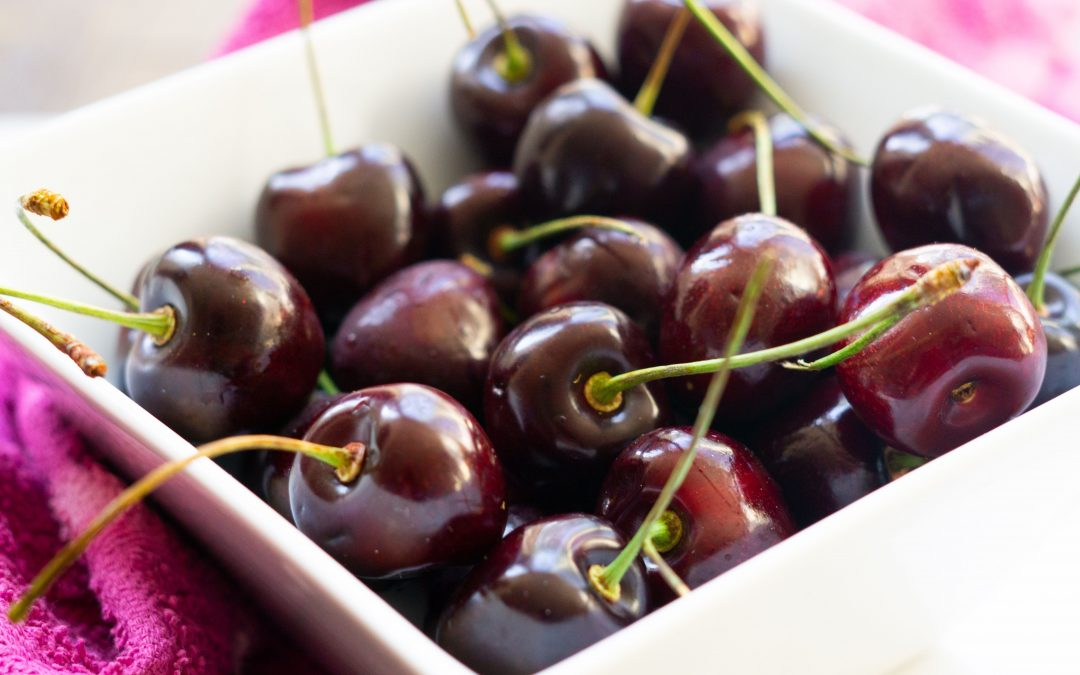 4 Reasons Why You Should Be Eating More Sweet Cherries