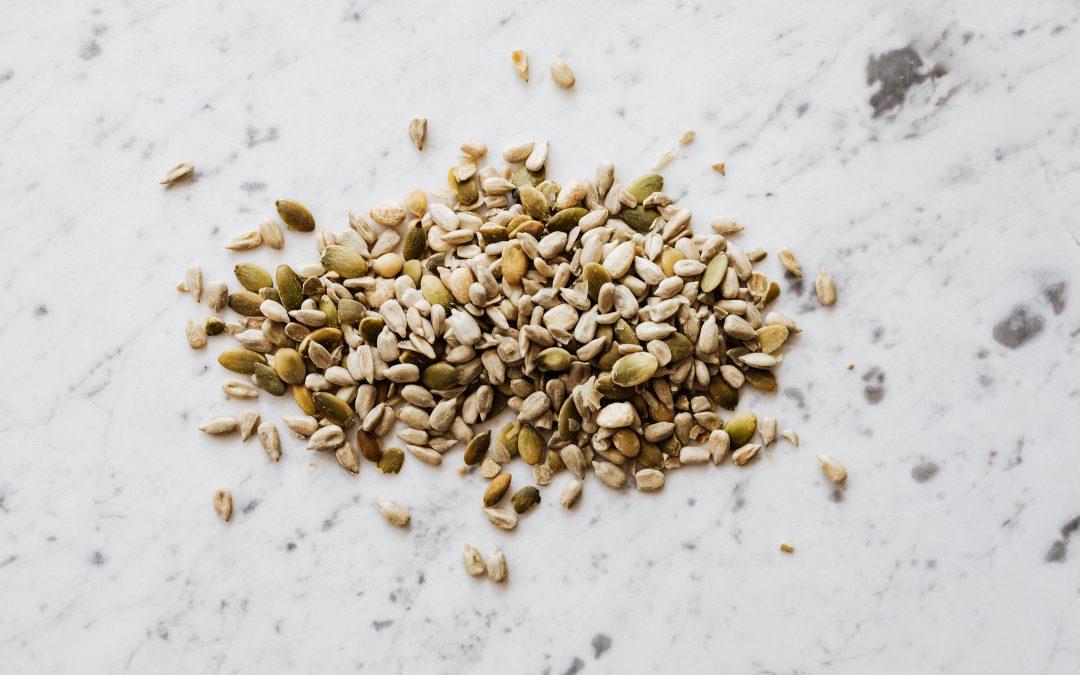 4 Seeds Your Diet Needs!